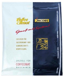 COFFEEMAT CLASSIC Jacobs volle Kanne